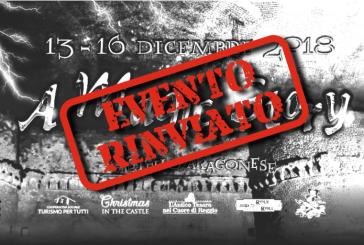 Al Castello Aragonese rinviato l'evento dedicato a Harry Potter