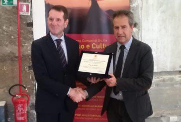 Borgo più bello d'Italia, i complimenti di Pappalardo al sindaco