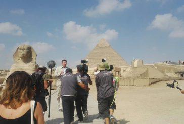 Alla scoperta dell'Egitto con il nuovo programma di Roberto Giacobbo