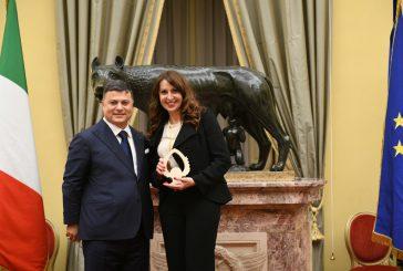 Al Grand Hotel Wagner assegnato il Premio 100 Eccellenze Italiane
