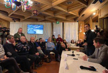 Di Maio ad Allenghe: montagna veneta è pronta per turisti