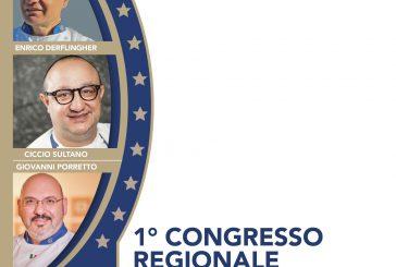 Chef da tutta Italia a Palermo per il I Gran Gala di Euro-Toques