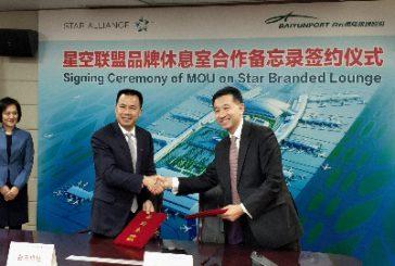 Cina, all'aeroporto di Guangzhou una nuova Star Alliance: firmata l'intesa