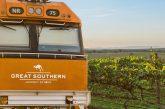 5 itinerari per scoprire il South Australia con la ferrovia Great Southern