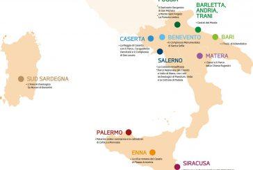 Nasce Patrimoni del Sud, la rete dei siti Unesco allarga compagine sociale