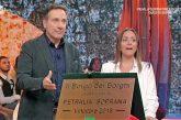 La consegna della targa di Borgo dei Borghi 2018 a Petralia Soprana in diretta tv