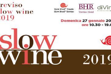 Il BHR Treviso ospita la 6^ edizione del 'Treviso Slow Wine 2019'