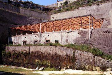 Porte aperte a restauro dipinto di Villa dei Papiri, visibile fino al 5 febbraio