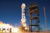 Il fondatore di Amazon si dà al turismo spaziale: i primi voli Blue Origin entro il 2019