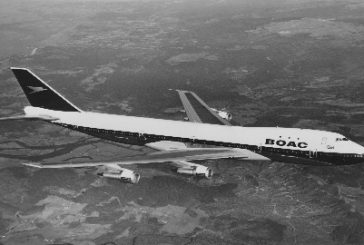 Per il centenario British Airways dipinge i suoi aerei con decori in stile retrò