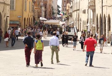 2018 da record per il turismo in Umbria. Marini: siamo tornati meta ideale
