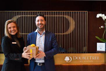 DoubleTree by Hilton Turin Lingotto festeggia 1° compleanno e accoglie il 45.000° ospite