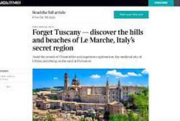 Sunday Times invita i turisti a scoprire le Marche