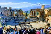 Successo per il concerto delle 'Ladies' al Teatro Antico di Taormina