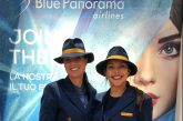 Blue Panorama assume 80 assistenti di volo: Open Day a Roma e Milano