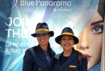 Blue Panorama assume 80 assistenti di volo: Open Day a Roma e Milano