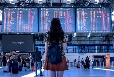 A marzo 14 mln passeggeri negli aeroporti italiani, +5,4%
