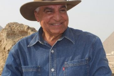 Zahi Hawass a Palermo illustrerà le recenti scoperte nell'antico Egitto
