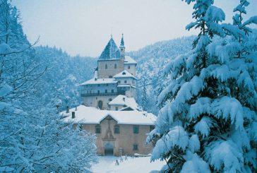 Pellegrinaggio notturno al Santuario di San Romedio e 'pasto del pellegrino'