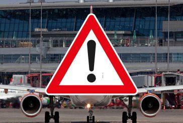 Traffico aereo in tilt in Germania per sciopero in 8 aeroporti: oltre mille voli cancellati