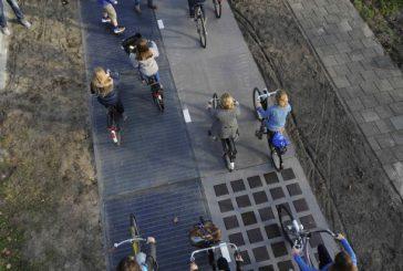 A Villasimius la prima pista ciclo-pedonale solare d'Italia