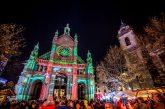 Bruxelles si illumina per San Valentino con il Festival della Luce