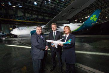 Aer Lingus rinnova il brand e punta a diventare leader nel Nord Atlantico