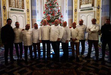 40 chef a Palermo per la cena di Gala di Euro-Toques