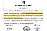 Viabilità disastrata in Sicilia, Regione presenta richiesta stato emergenza