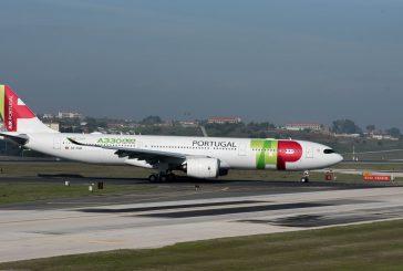 TAP Air Portugal cresce del +10% nel 2018 con 16 mln do pax trasportati
