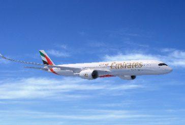Emirates sigla un accordo con Airbus per 40 A330-900neo e 30 A350-900