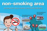Da febbraio stop al fumo in sei aeroporti thailandesi