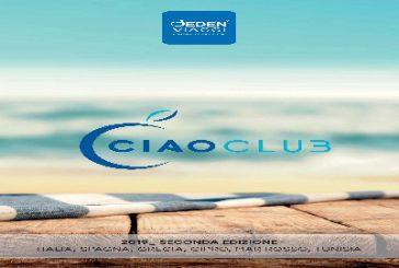 In adv seconda edizione del catalogo Ciao Club di Eden Viaggi con la novità Cipro