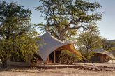 Il Diamante firma due proposte 'Glamping' in Namibia