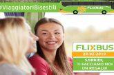 FlixBus regala sconto a nati il 29 febbraio per viaggiare su tutta la sua rete