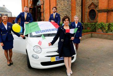 C'è un'italiana tra i vincitori dei Gratta&Vinci di Ryanair