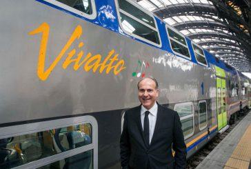 Trenitalia consegna altro Vivalto a Trenord. Toninelli: se ne aggiungeranno altri