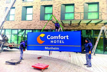 Choice Hotels, il brand Comfort cambia logo