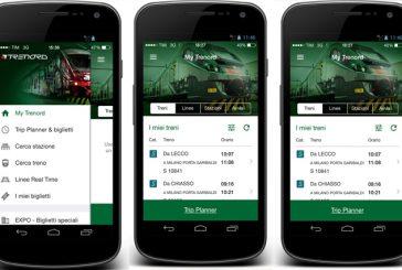Al via Beta Test per la nuova app Trenord, installata su 1 milione di dispositivi