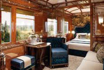 Orient Express fa manutenzione in Toscana. Visitabile alla Mida di Collesalvetti
