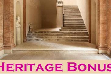 Assocastelli presenta Heritage Bonus per interventi di restauro e conservazione