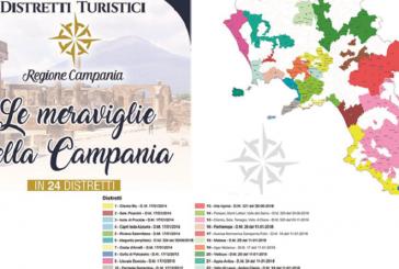 Distretti Turistici, nuovo strumento della Campania per il rilancio a livello internazionale