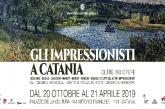 Boom di visitatori per la mostra 'Impressionisti a Catania'