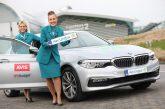 Aer Lingus sigla partnership con Avis Budget