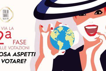 Al via seconda fase di votazioni degli Italia Travel Awards 2019