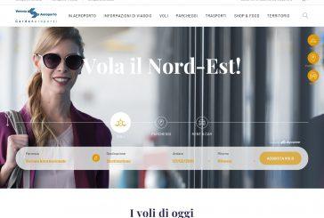 Online i nuovi siti degli aeroporti del Polo aeroportuale del Nord Est