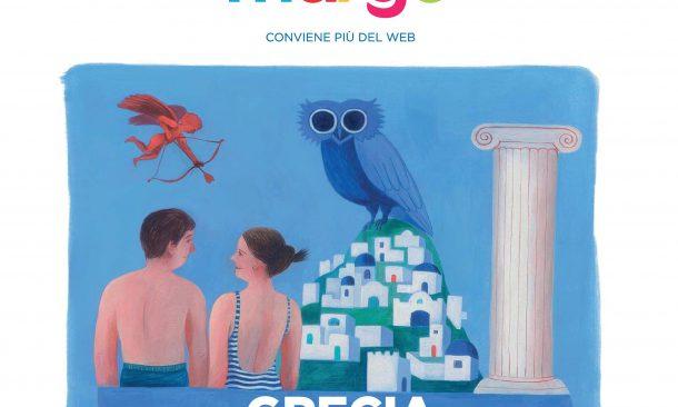Margò presenta il nuovo catalogo  Grecia 2019  che raccoglie una vasta  proposta di offerte del brand 9e152ba8122