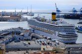 Costa Crociere ritorna a Genova con 'Fortuna'