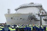 Varo tecnico per Costa Smeralda, la nave green di Costa Crociere