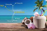 Le migliori tariffe per volare in Thailandia dall'Italia con Thai Airways